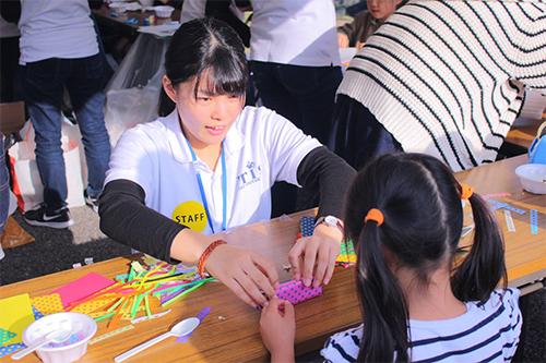 教育ボランティアサークルIris