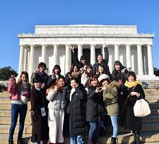 2019年「アメリカの大学生との交流・多文化社会の魅力」